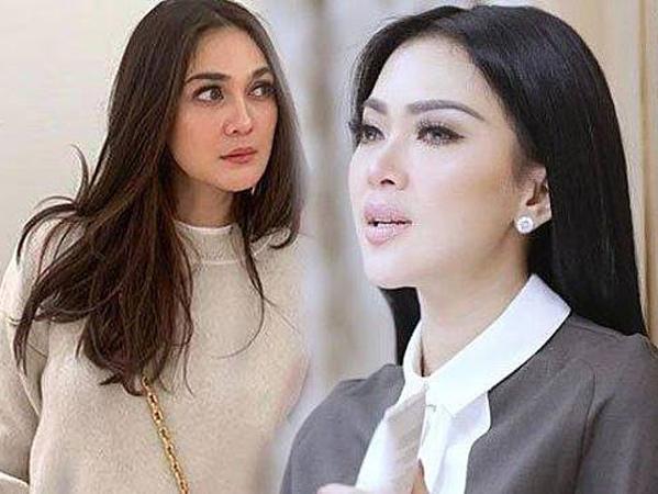 Ditunggu-tunggu, Luna Maya Bakal Isi Acara Live di TV Bareng Syahrini!
