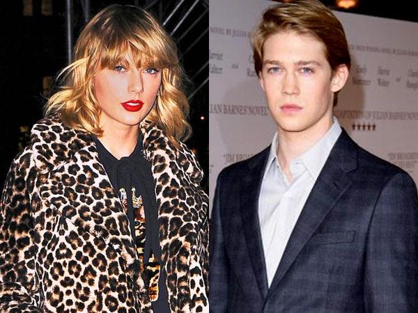 Perdana, Taylor Swift dan Joe Alwyn Kepergok Bersama