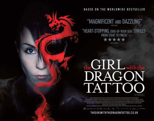 The Girl With The Dragon Tatto Di Boikot India