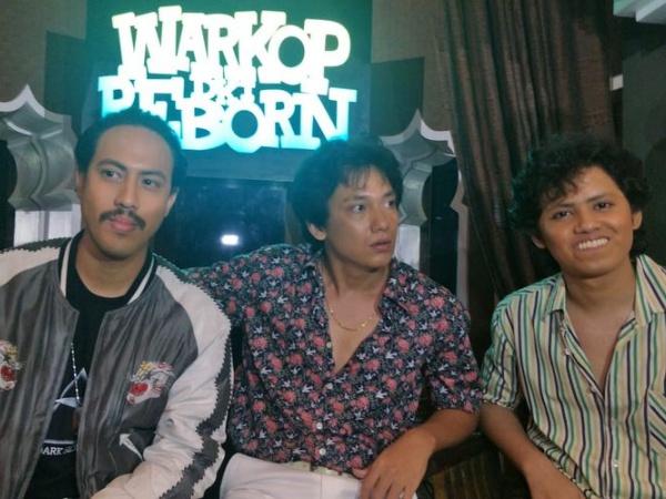 Hadirkan Dono, Kasino, Indro 'Baru' di Film 'Warkop DKI Reborn', Sampai Butuh Persiapan 5 Bulan