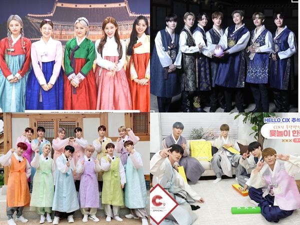 Rayakan Libur Chuseok, Deretan Idola K-Pop Sampaikan Pesan Untuk Fans (Part 1)