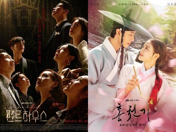 3 Drama Korea SBS Dengan Rating Tertinggi di Tahun 2021