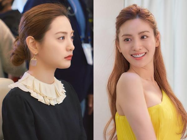 Intip Pesona Anggun dan Glamor Nana di Drama 'Oh! Master'