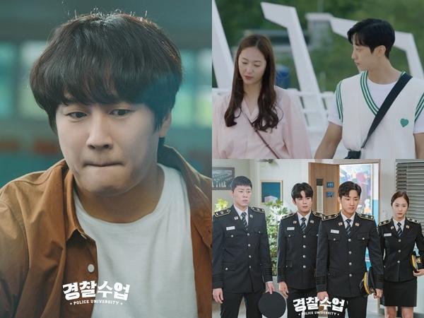3 Hal yang Menarik Dari Drama 'Police University'