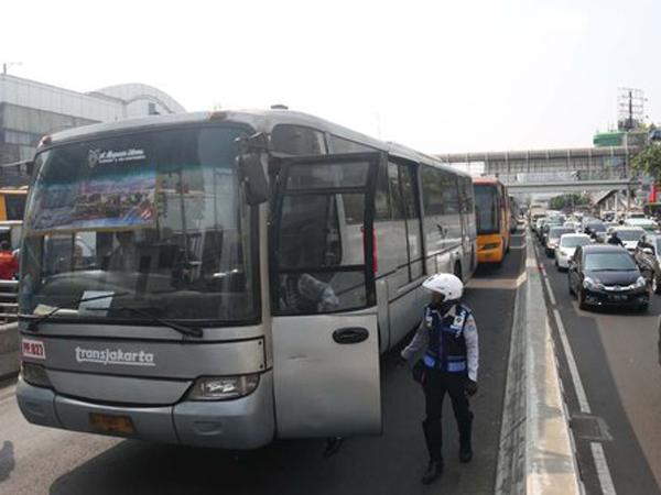 Pemprov DKI Sediakan Bus Transjakarta Gratis Bagi Penghuni Rusun