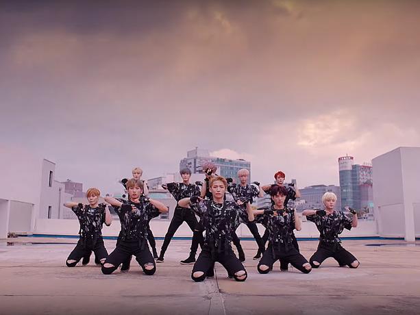 Dance B-boy, Rap, hingga Suara Merdu TRCNG Dalam MV Terbarunya Berjudul 'Missing'