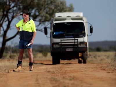 Wow, Tukang Pos Australia Tempuh 420 KM Sehari