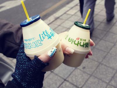 Ini Dia Susu Pisang Buatan Korea Selatan