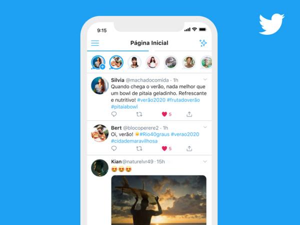 Susul Snapchat dan Instagram, Twitter Uji Coba Fitur Stories 'Fleets'