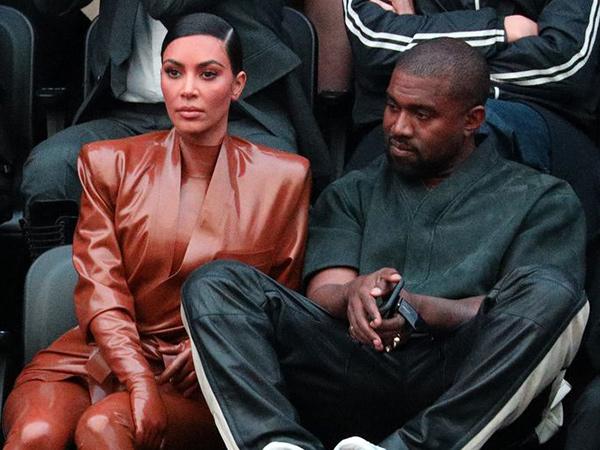 Urus Anak Dirumah Selama Karantina, Kim Kardashian dan Kanye West Jadi Sering Ribut