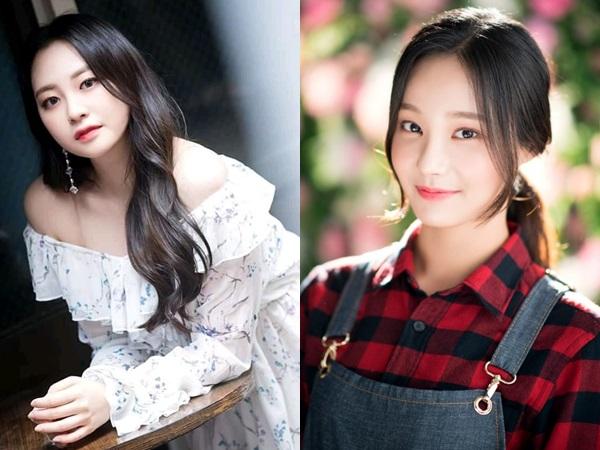 Taeha dan Yeonwoo Umumkan Hengkang dari Grup MOMOLAND