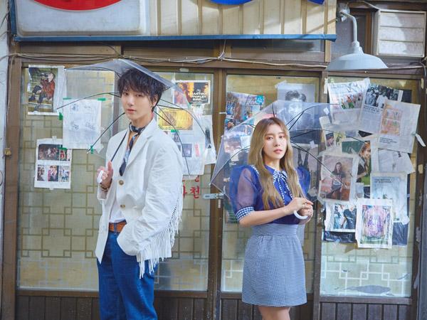 Ramaikan 'Persaingan Chart' Bulan Mei, Yesung Super Junior dan Suran Rilis Lagu Kolaborasi