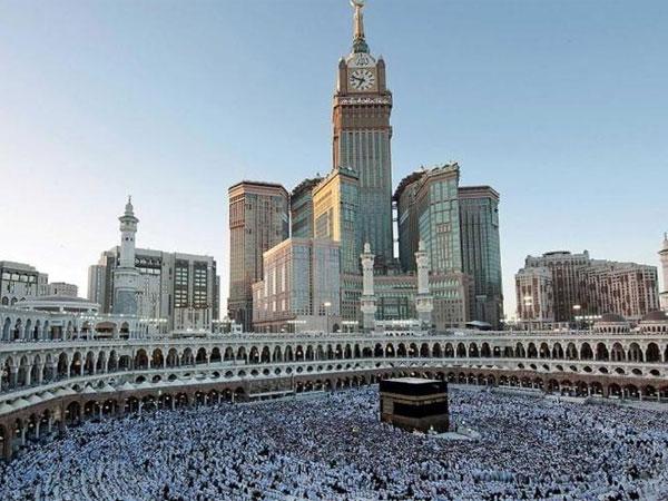 Wow, Jemaah Asal Indonesia Jadi yang Terbesar Kedua di 4 Hotel Mewah Mekkah Ini