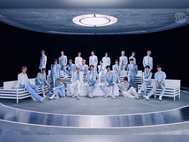 Rekor Penjualan Baru, NCT Kantongi Gelar Double Million Seller