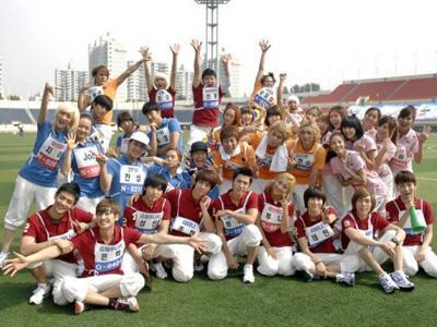Lebih Dari 100 Idola K-Pop Akan Bersaing di Idol Athletic Championship 2013