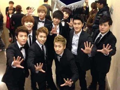 Super Junior Masuk Nominasi MTV EMA