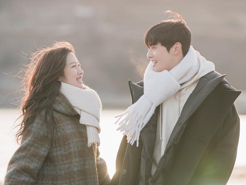 Manisnya Cha Eunwoo Nyanyikan OST True Beauty 'Love So Fine', Ini Arti Liriknya!