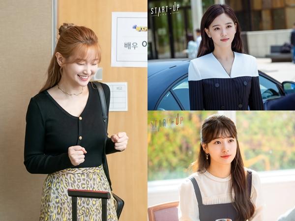 Inspirasi Outfit Ala Karakter Utama Drama Korea yang Stylish