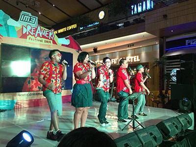 Project Pop Sukses Tutup Keseruan Malam Puncak Dreamers Festival 2014