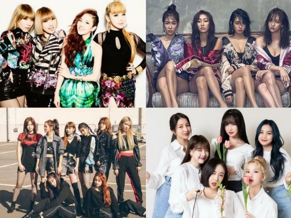 Deretan Kabar Pembubaran Girl Grup K-Pop yang Mengejutkan