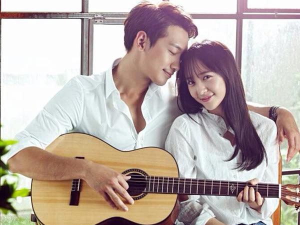 Wah, Rain dan Krystal f(x) Akhirnya Akui Hubungan Romantis Mereka!