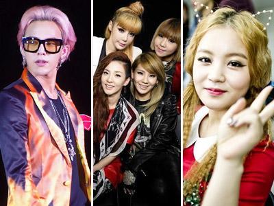 Lee Hi, G-Dragon, dan 2NE1 Akan Comeback Bersama di Bulan Maret?