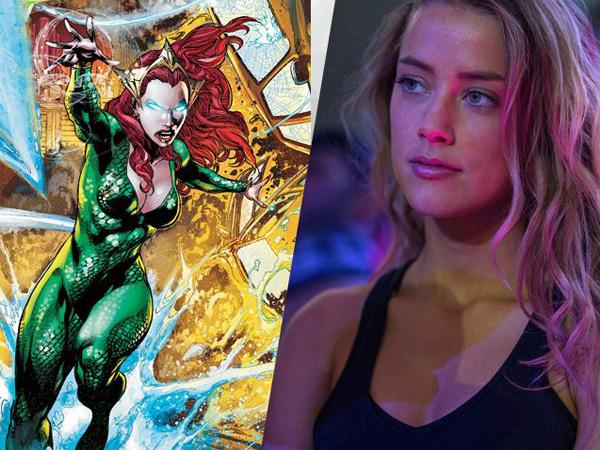 Bukan Kasus Penganiayaan, Peran Amber Heard di 'Justice League' Akan Batal Karena Alasan Ini?