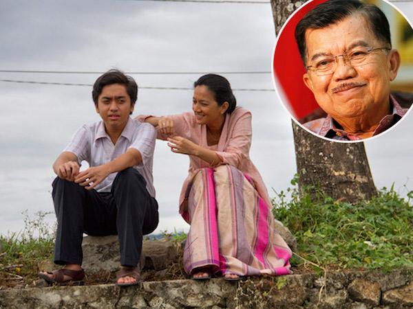 Angkat Kisah Tentang Sang Ibu, Ini Tanggapan Jusuf Kalla Soal 'Athirah' Film Terbaik FFI 2016