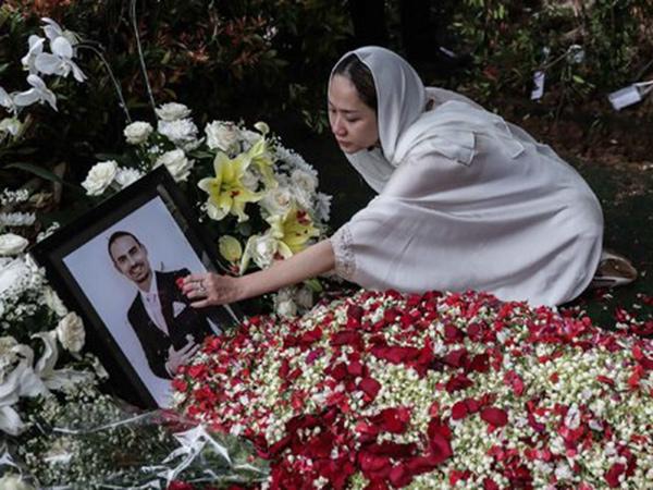 Bunga Citra Lestari Saksikan Kematian Ashraf: Kok Kamu Tidurnya Pules Banget, Yang