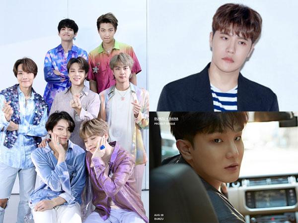 BTS, Lee Hyun, dan Bumzu Lengkapi Lineup Konser BigHit Labels, Ini Harga Tiketnya