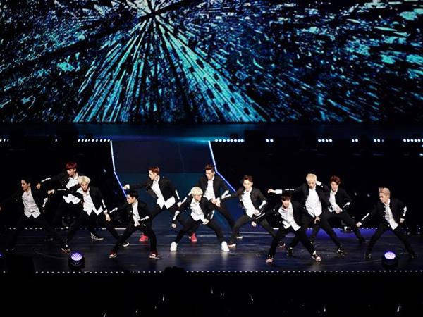 EXO Akan Tampilkan 'Overdose' dengan Formasi Lengkap di 'M! Countdown'!