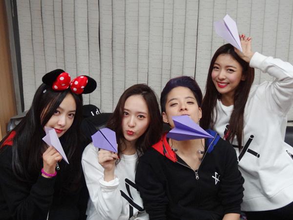 f(x) Jadi Artis SM Entertainment Selanjutnya yang akan Rilis Lagu di SM 'Station'!