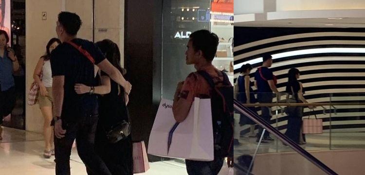 Mantan Pacar Agnezmo dan Gisella Anastasia Kedapatan Mesra di Mall