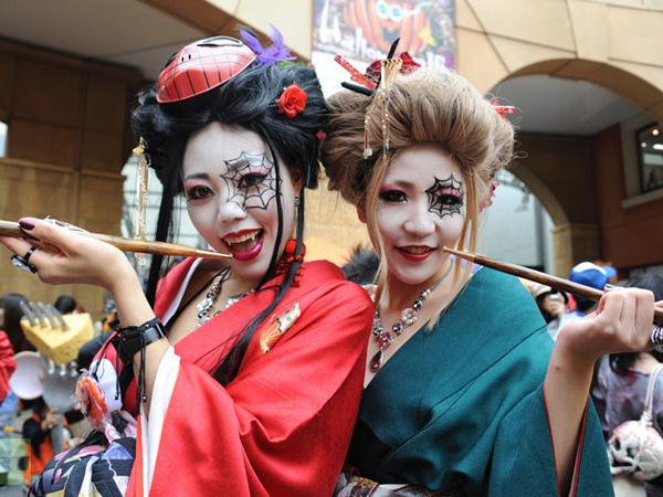 Simak Tradisi Festival Halloween di Berbagai Negara!