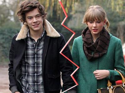 Disindir Lewat Lagu , Harry Styles Menyesal Pacari Taylor Swift