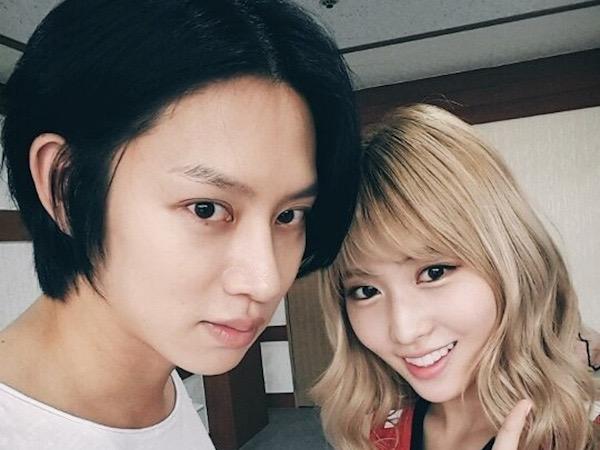 Agensi Kompak Konfirmasi, Heechul dan Momo TWICE Sudah Putus