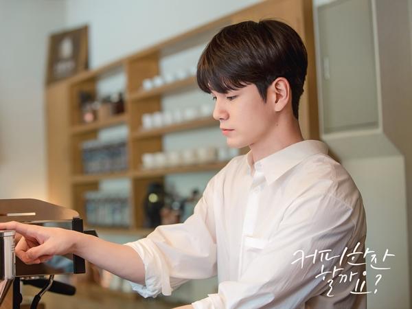 Ong Seong Woo Alami Hambatan Sebagai Barista di 'How About a Cup of Coffee?'