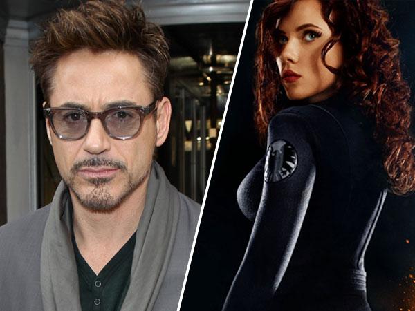 Ini Komentar Robert Downey Jr. Mengenai Film Solo Black Widow