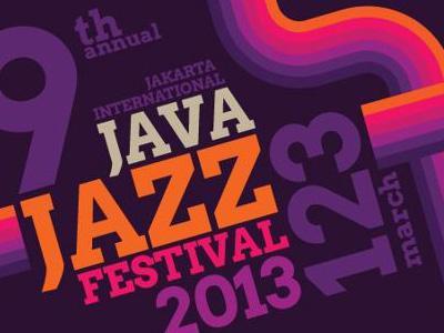 Tiket Java Jazz Festival 2013 Mulai Dijual Secara Online