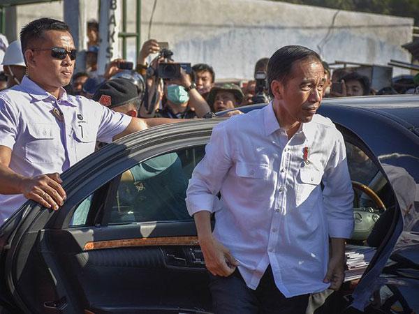 Instruksi Presiden Jokowi Perihal Tanggap Darurat Gempa dan Tsunami Sulawesi Tengah