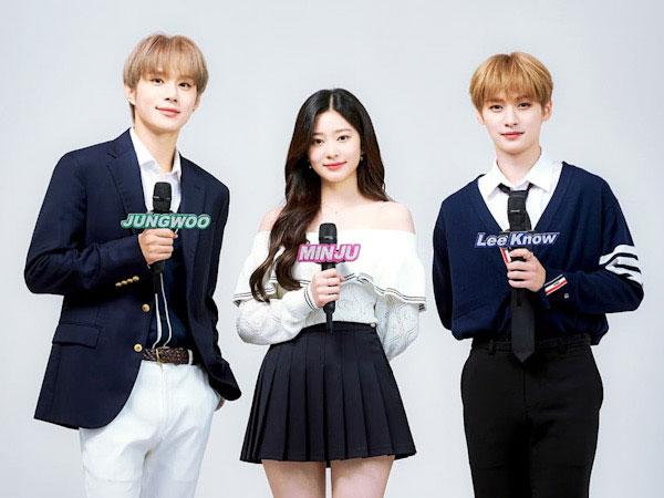 Jungwoo NCT dan Lee Know Stray Kids Jadi MC Baru MBC Music Core