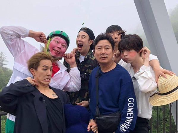 P.O Block B Gabung, Variety 'Kang's Kitchen' Dikabarkan Segera Mulai Syuting