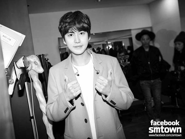 Hadapi Situasi Tak Tertib, Kyuhyun Super Junior Ancam Cueki Fans Saat Bertemu
