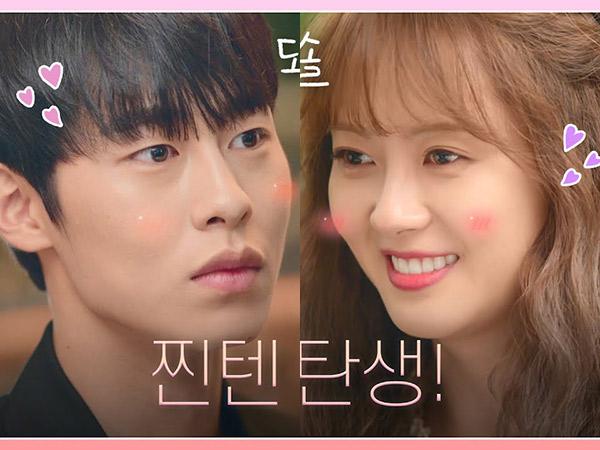 Twist Kocak Pertemuan Pertama Lee Jae Wook dan Go Ara di Drama Do Do Sol Sol La La Sol