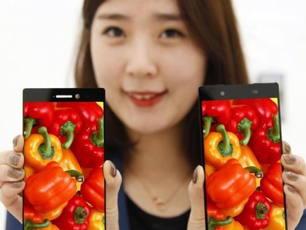 LG Segera Rilis Ponsel Pintar dengan LCD Unik!