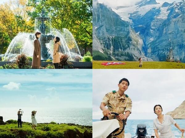 Pemandangan Indah, Ini 5 Lokasi Syuting Drama Korea di Luar Negeri