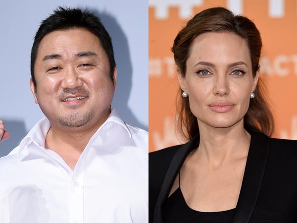 Ma Dong Seok Diincar Jadi Calon Lawan Main Angelina Jolie di Film Terbaru Marvel