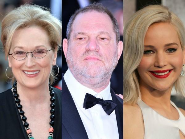 Namanya Dibawa Dalam Persidangan Harvey Weinstein, Geramnya Meryl Streep dan Jennifer Lawrence!