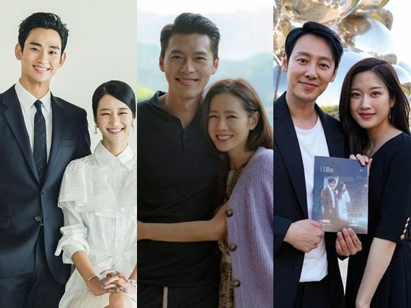 5 Pasangan Drama Korea Paling Kuat dan Serasi di Tahun Ini