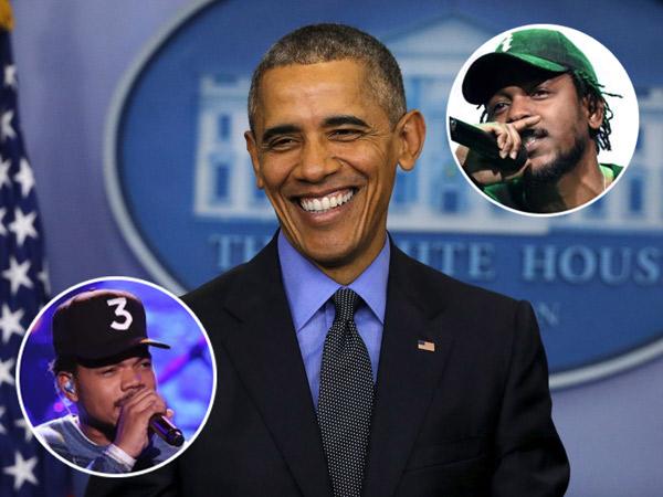 Suka Musik Hip-Hop, Presiden Obama Ungkap Rapper Favoritnya Saat Ini!